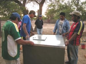 Tierra Libre contribuye a mejorar el acceso al agua en comunidades del Chaco