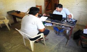 Asesoramiento a la producción de programas radiales indígenas en la comunidad Enlhet Cacique Mayeto